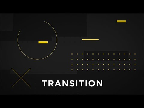 Dynamic Shapes Transition in After Effects - After Effects Tutorial - Free Project File