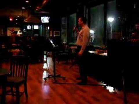 Robert's Karaoke Skills at Holiday Inn