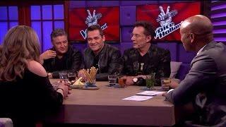 TVOH-winnares Pleun gaat optreden bij de Toppers - RTL LATE NIGHT