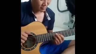 [Mitxi Tòng] Live streaming guitar 06