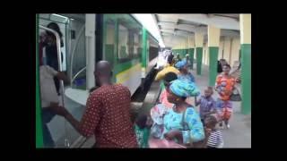 UPDATE ON RAILWAY OPERATIONS IN Nigeria