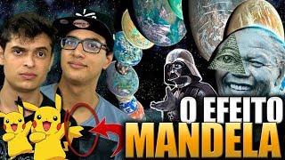 TEORIA DA CONSPIRAÇÃO - EFEITO MANDELA
