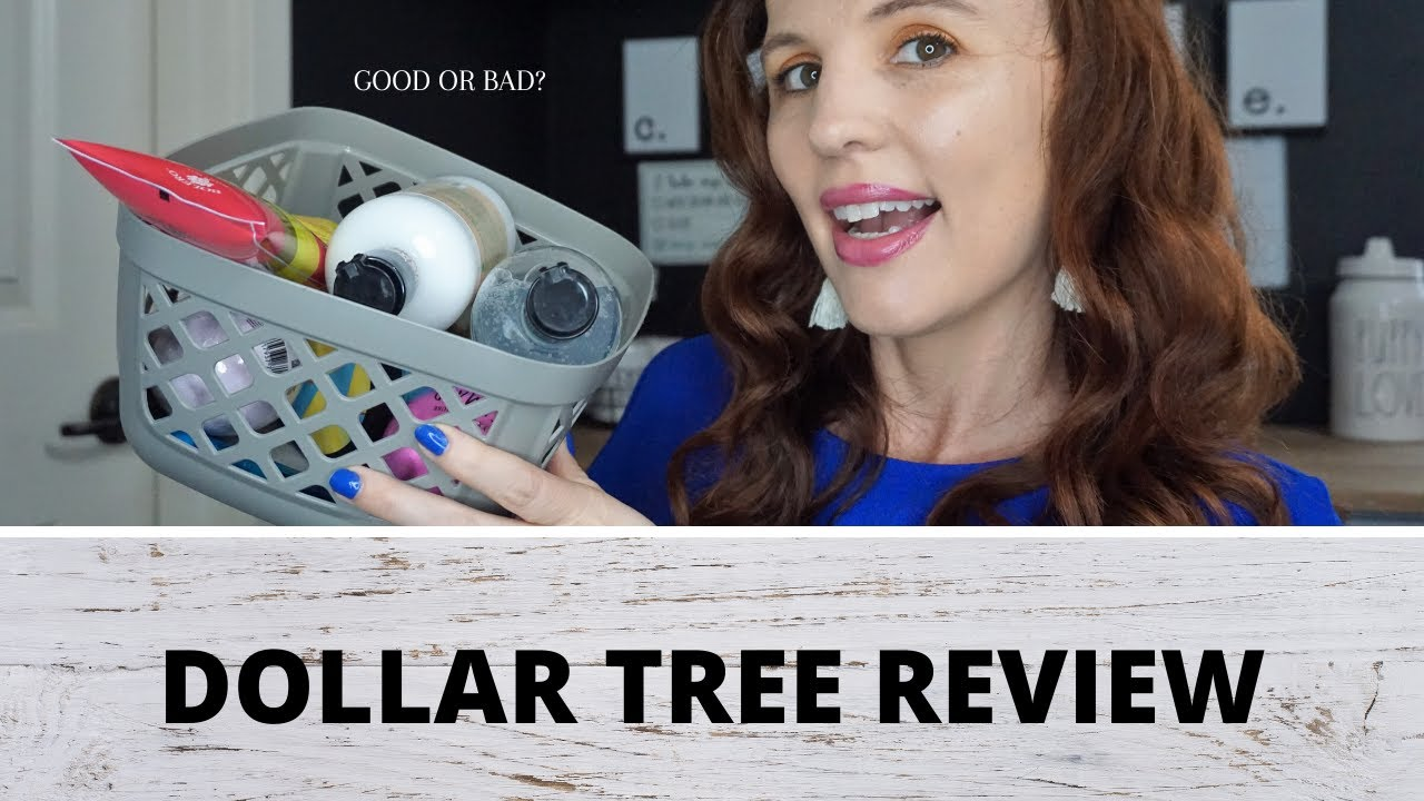 DOLLAR TREE REVIEW| WHAT TO BUY AND WHAT TO PASS ON #29