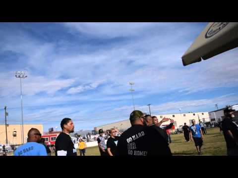 Youth Football Fight El Paso Texas