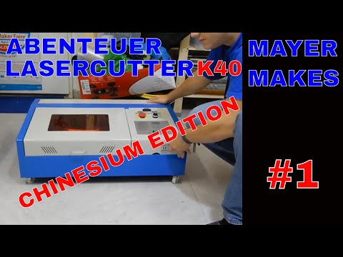 Diy Mit Ebay China Lasercutter 50w Deutsch Doovi