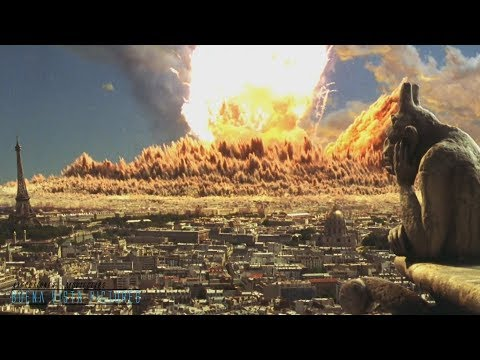 Armageddon |1998| All Impact Scenes [Edited]