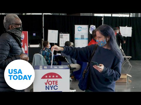 New voting system could mean weeks before NYC Mayor is known | USA TODAY