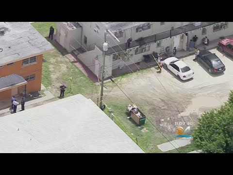 Man Killed In Police-Involved Shooting In Florida City