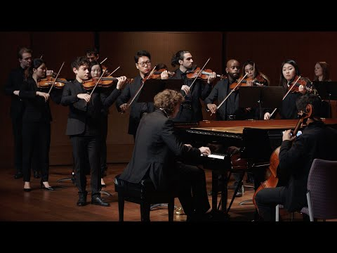 Ludwig van Beethoven: Piano Concerto No 2 • Kaleidoscope Chamber Orchestra with Dzmitry Ulasiuk