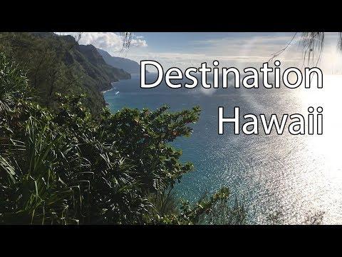 Travel Vloggers : Banks Cast : Kauai Hawaii
