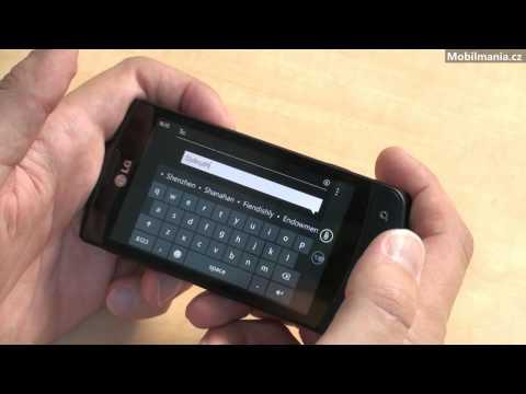 Windows Phone 7 and LG Optimus 7