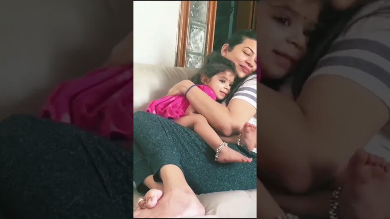 Daakshaayani Prakruthi Wishing A Happy Mother's Day | Geetha Madhuri | YouTube #Shorts