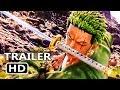 PS4 - Jump Force: Zoro VS Sasuke Gameplay Trailer (2018)