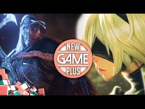 New Game Plus #016   NieR: Automata, Mittelerde: Schatten des Krieges Gameplay-Trailer   08.03.2017