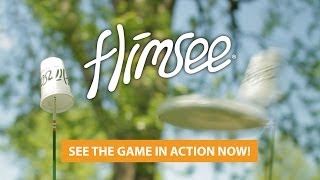 Flimsee Lawn Game Crowdfunding Campaign on Indiegogo