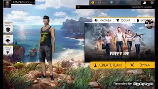 Free fire öğretim ve nasıl multiplayer oynanır (izle)