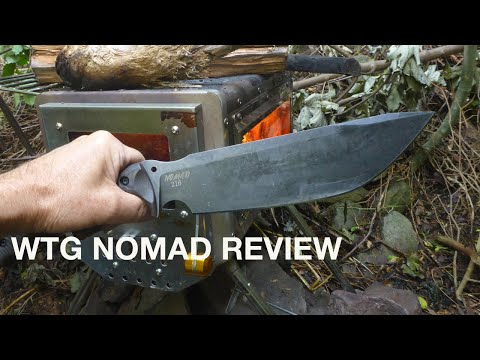 Work Tuff Gear NOMAD Review SK 85 Tool Steel