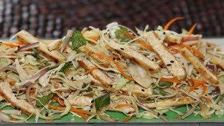 Vegetarian Cabbage Slaw (goi Chay)