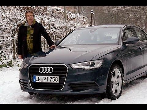 Audi A6 im Test
