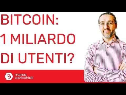 bitcoin in 5 anni)