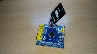 DIY USB Mass Storage with SD card - STM32F103RET6