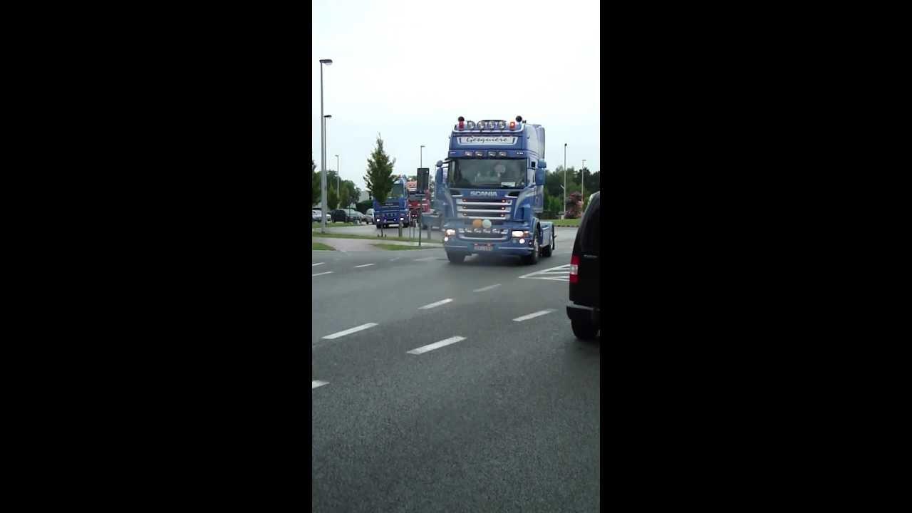 Truckrun Klerken 2011