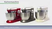 Profi-Küchenmaschine (AT) - YouTube