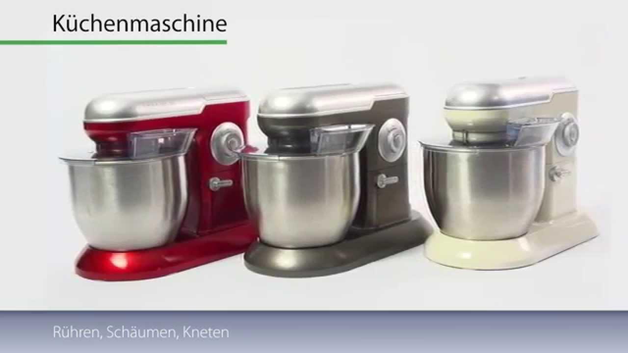 Clatronic Kuchenmaschine Km 3573 Youtube