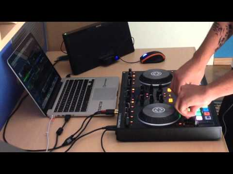Traktor Kontrol S2 Deep House Mix