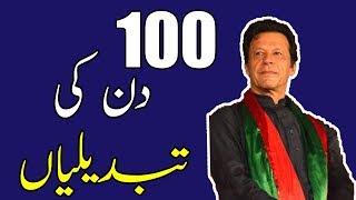 Imran Khan 100 Days Agenda Achievement Live | PTI 100 Days Achievement | Urdu Documentary
