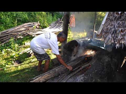 Bohol Salt Making Video (Asin tibouk)