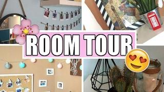ROOM TOUR - Mój pokój 2017  | Wols