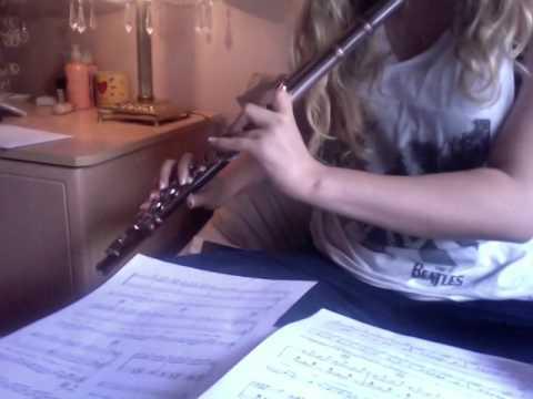 Budapest George Ezra Flute Cover Youtube