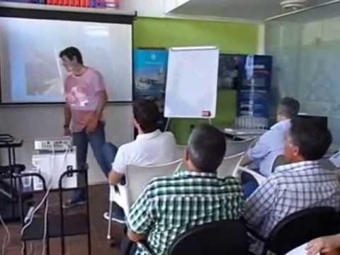 2ª CONFERENCIA-COLOQUIO TRIMADO DE VELAS EN MIGUEL NAVARRO YACHT BROKER