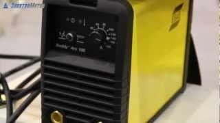 видео Сварочный инвертор ESAB BUDDY ARC 200 — выгодная цена на Кувалда.ру