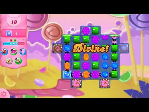 Candy Crush Saga Level 3111 NO BOOSTERS