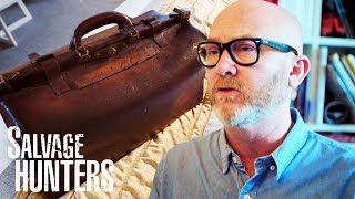 Russian Prince's 19th Century Bag Gets Completely Restored | Salvage Hunters: The Restorers