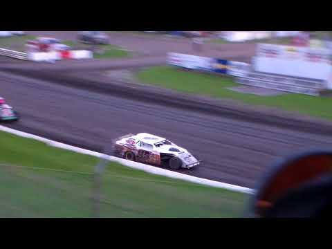 USRA Bmod Heat 3 @ Hamilton County Speedway 08/23/17