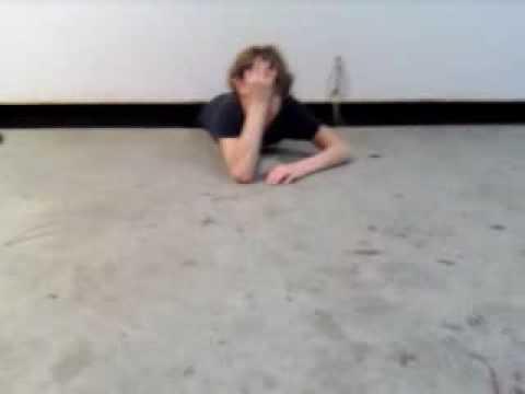 stuck johnny under garage door  YouTube