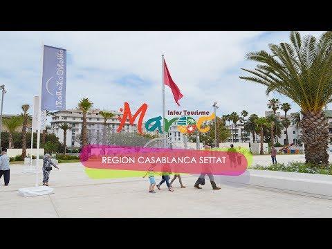 Maroc - Région Casablanca EL Jadida ...