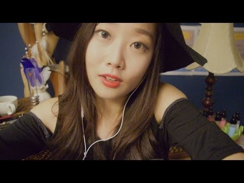 [Korean ASMR] Eastside Witch Dana's Potion Shop #2 of 2