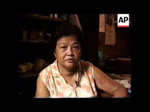 INDIA: CALCUTTA: CHINESE COMMUNITY