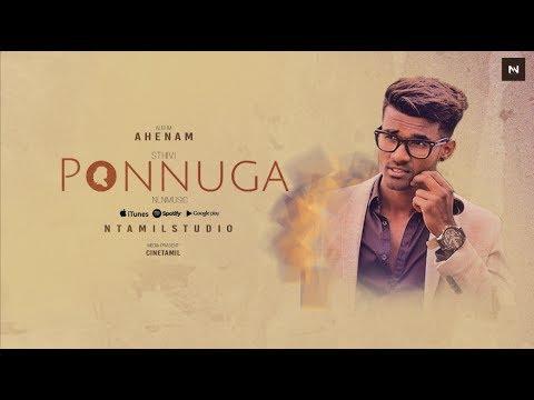 Ponnuga TamilOfficial Lyric Video Song - Sthivi | NLN