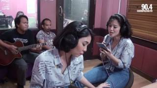 Happy Hour with Agatha Suci & Gisel - Too Good To Say Goodbye (Cover)