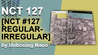 NCT 127 Unboxing [NCT #127 REGULAR-IRREGULAR] Full Ver.