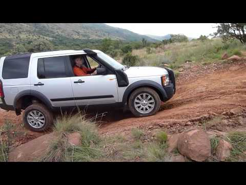 Land Rover Discovery 3 Lr 3 Axle Twister At De Wildt 1 Off