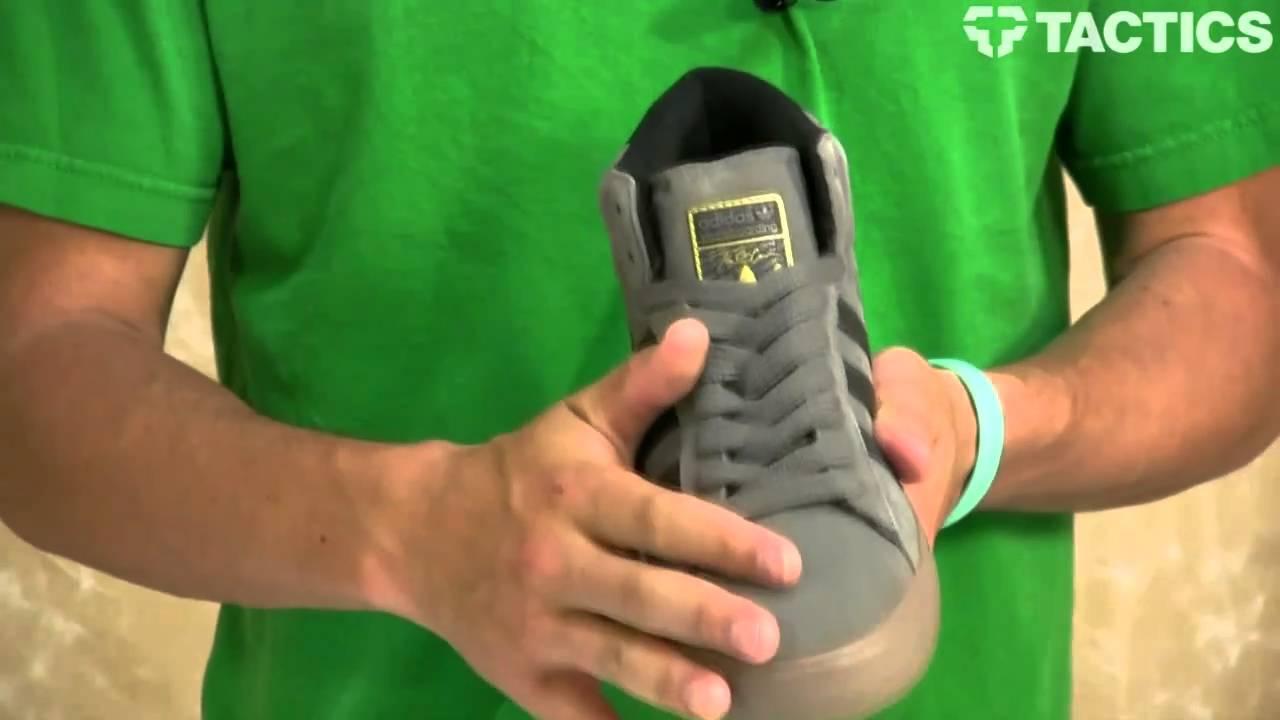 6221ccb580 Adidas O Connor Vulc Hi Skate Shoes review - YouTube