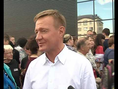 В Рыльском районе Курской области заработал первый в муниципалитете ФОК