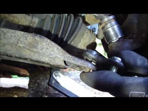How to replace ball joint Toyota Corolla  Years 1996 to 2007