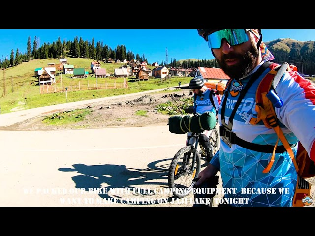 Mountain bike tour in Georgia Bakhmaro 2020 Teaser-2 | ნაწყვეტი ბახმაროს ველო ტურიდან 2020